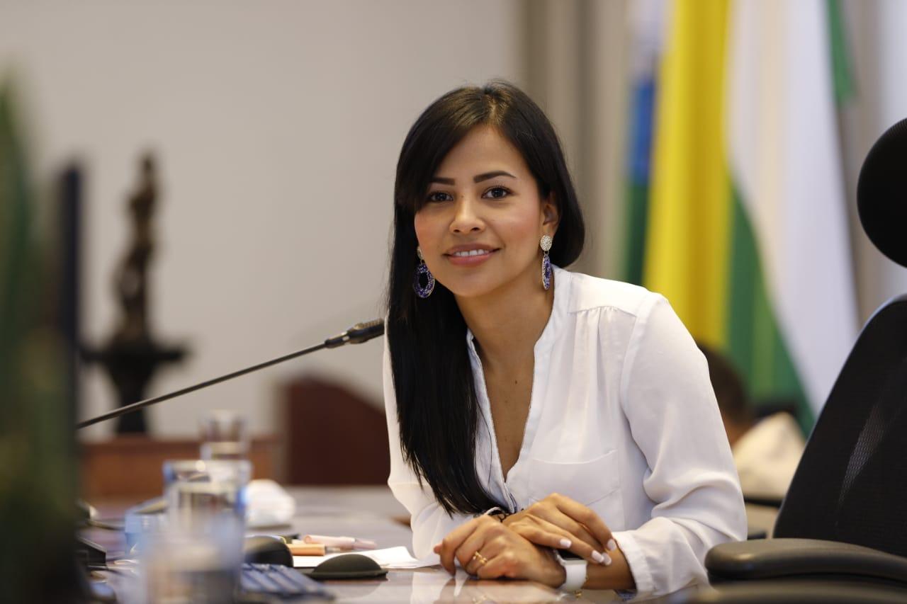 Consejala María Paulina Aguinaga